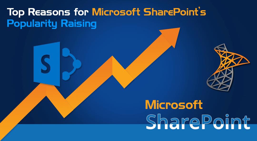 reasons-for-microsoft-sharepoint-popularity-raising