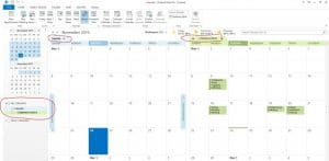 how to integrate sharepoint calendar in outlook